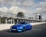 2018 Jaguar XE SV Project 8 Front Three-Quarter Wallpapers 150x120 (30)