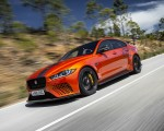 2018 Jaguar XE SV Project 8 Front Three-Quarter Wallpapers 150x120 (10)