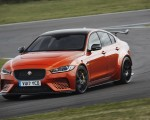 2018 Jaguar XE SV Project 8 Front Three-Quarter Wallpapers 150x120 (3)