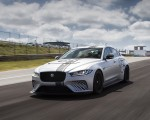 2018 Jaguar XE SV Project 8 Front Three-Quarter Wallpapers 150x120 (43)