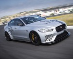 2018 Jaguar XE SV Project 8 Front Three-Quarter Wallpapers 150x120 (38)