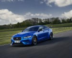 2018 Jaguar XE SV Project 8 Front Three-Quarter Wallpapers 150x120 (31)