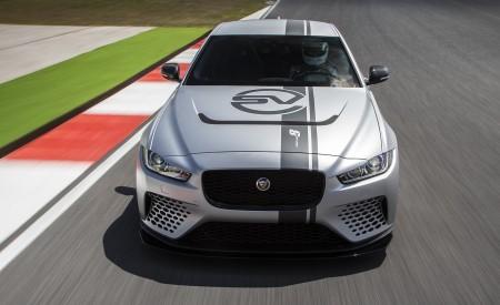 2018 Jaguar XE SV Project 8 Front Wallpapers 450x275 (50)