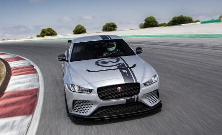 2018 Jaguar XE SV Project 8 Front Wallpapers 450x275 (45)