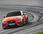 2018 Jaguar XE SV Project 8 Front Wallpapers 150x120 (5)