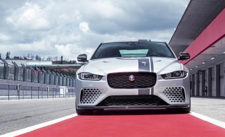 2018 Jaguar XE SV Project 8 Front Wallpapers 450x275 (92)