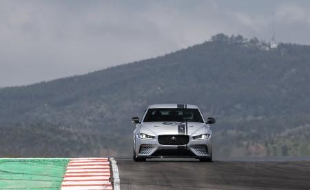 2018 Jaguar XE SV Project 8 Front Wallpapers 450x275 (82)