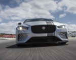 2018 Jaguar XE SV Project 8 Front Wallpapers 150x120 (46)