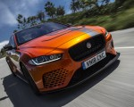 2018 Jaguar XE SV Project 8 Front Wallpapers 150x120 (12)