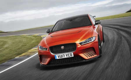 2018 Jaguar XE SV Project 8 Wallpapers HD