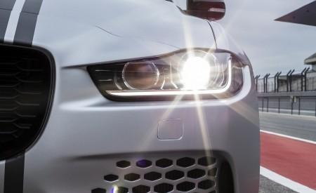 2018 Jaguar XE SV Project 8 Headlight Wallpapers 450x275 (100)