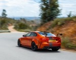 2018 Jaguar XE SV Project 8 Rear Three-Quarter Wallpapers 150x120 (13)