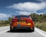 2018 Jaguar XE SV Project 8 Rear Wallpapers 150x120 (15)