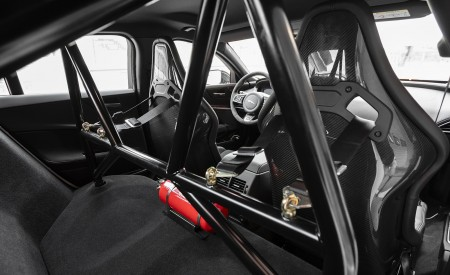 2018 Jaguar XE SV Project 8 Roll Cage Wallpapers 450x275 (113)