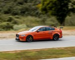 2018 Jaguar XE SV Project 8 Side Wallpapers 150x120 (16)