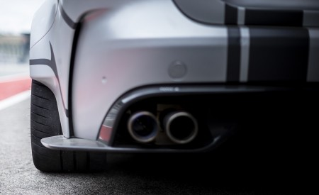 2018 Jaguar XE SV Project 8 Tailpipe Wallpapers 450x275 (108)
