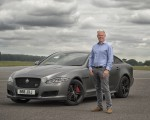 2018 Jaguar XJR575 Front Three-Quarter Wallpapers 150x120 (18)