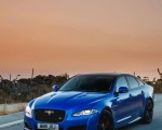 2018 Jaguar XJR575 Front Three-Quarter Wallpapers 150x120 (6)