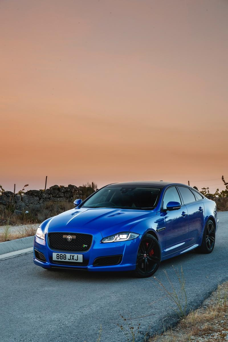 2018 Jaguar XJR575 Front Three-Quarter Wallpapers (6)