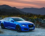 2018 Jaguar XJR575 Front Three-Quarter Wallpapers 150x120 (5)