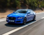 2018 Jaguar XJR575 Front Three-Quarter Wallpapers 150x120 (2)