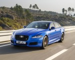 2018 Jaguar XJR575 Front Three-Quarter Wallpapers 150x120 (1)