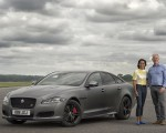 2018 Jaguar XJR575 Front Three-Quarter Wallpapers 150x120 (17)