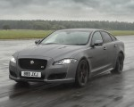 2018 Jaguar XJR575 Front Three-Quarter Wallpapers 150x120 (20)