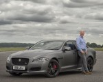 2018 Jaguar XJR575 Front Three-Quarter Wallpapers 150x120 (19)