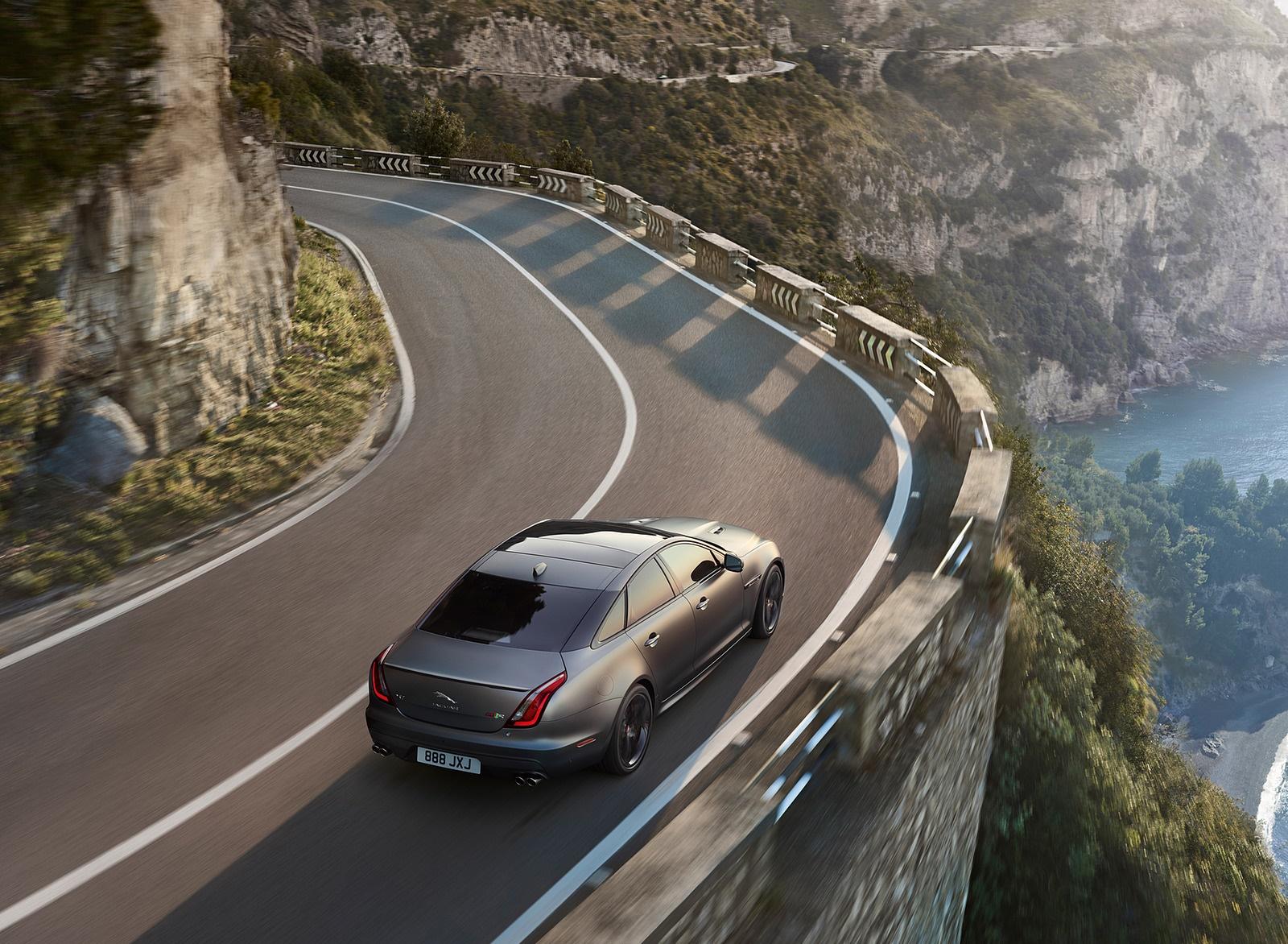2018 Jaguar Xjr575 Top Wallpapers 16 Newcarcars