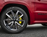 2018 Jeep Grand Cherokee Supercharged Trackhawk Brakes Wallpapers 150x120 (27)
