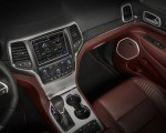 2018 Jeep Grand Cherokee Supercharged Trackhawk Central Console Wallpapers 150x120 (47)
