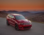 2018 Jeep Grand Cherokee Supercharged Trackhawk Front Wallpapers 150x120 (19)