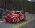 2018 Jeep Grand Cherokee Supercharged Trackhawk Front Wallpapers 150x120 (8)
