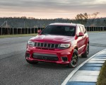 2018 Jeep Grand Cherokee Supercharged Trackhawk Front Wallpapers 150x120 (13)