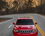 2018 Jeep Grand Cherokee Supercharged Trackhawk Front Wallpapers 150x120 (9)