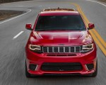 2018 Jeep Grand Cherokee Supercharged Trackhawk Front Wallpapers 150x120 (2)