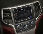 2018 Jeep Grand Cherokee Supercharged Trackhawk Interior Detail Wallpapers 150x120 (40)