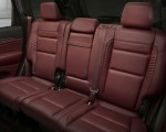 2018 Jeep Grand Cherokee Supercharged Trackhawk Interior Rear Seats Wallpapers 150x120 (31)