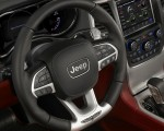2018 Jeep Grand Cherokee Supercharged Trackhawk Interior Steering Wheel Wallpapers 150x120 (39)