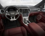 2018 Jeep Grand Cherokee Supercharged Trackhawk Interior Wallpapers 150x120 (41)