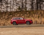2018 Jeep Grand Cherokee Supercharged Trackhawk Side Wallpapers 150x120 (24)