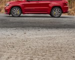 2018 Jeep Grand Cherokee Supercharged Trackhawk Side Wallpapers 150x120 (17)