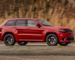 2018 Jeep Grand Cherokee Supercharged Trackhawk Side Wallpapers 150x120 (11)