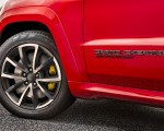 2018 Jeep Grand Cherokee Supercharged Trackhawk Wheel Wallpapers 150x120 (25)