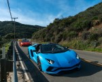 2018 Lamborghini Aventador S Roadster Front Three-Quarter Wallpapers 150x120 (16)