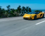 2018 Lamborghini Aventador S Roadster Front Three-Quarter Wallpapers 150x120 (13)