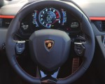 2018 Lamborghini Aventador S Roadster Interior Steering Wheel Wallpapers 150x120 (46)