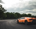 2018 Lamborghini Huracán Performante Rear Three-Quarter Wallpapers 150x120 (18)