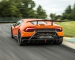 2018 Lamborghini Huracán Performante Rear Wallpapers 150x120 (10)
